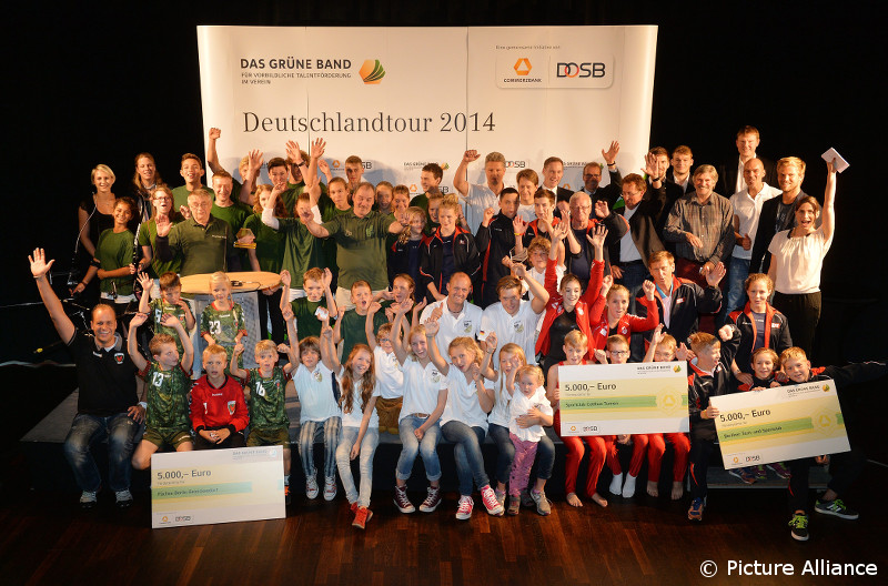 Das Grüne Band Berlin 2014 - Picture Alliance